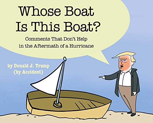 Whose Boat Is This Boat?: Comments That Dont Help in the Aftermath of a Hurricane