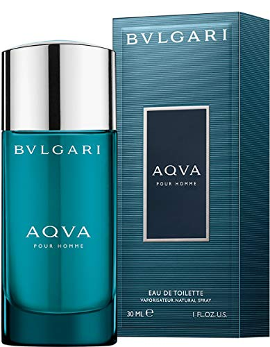 Perfume Aqva - Bvlgari - Eau de Toilette Bvlgari Masculino Eau de Toilette