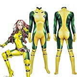 Costume de cosplay avec impression 3D du film X Rogue - Pour adulte et enfant - Pour...