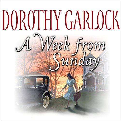 A Week from Sunday audiobook cover art