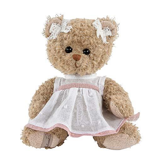 Bukowski Teddy Nicole weißes Kleid 15cm