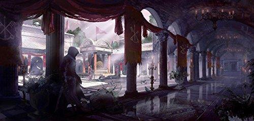 1000 rompecabezas de madera Póster de la película Assassin's Creed Brotherhood Juegos educativos para niños, desafiar la inteligencia, desarrollar la coordinación ocular,