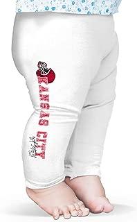 TWISTED ENVY Baby Leggings Kansas City American Football Established