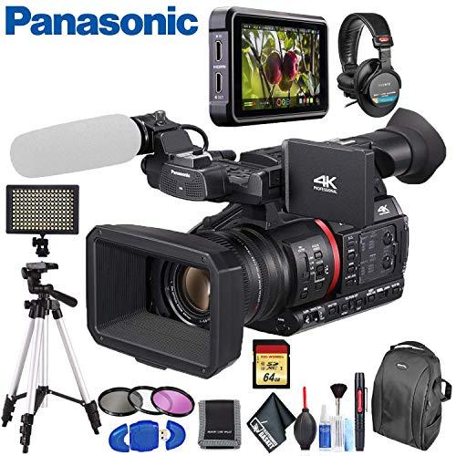 Find Discount Panasonic AG-CX350 4K Camcorder - Premium Kit