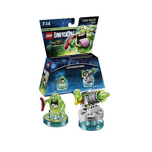 Figurine 'Lego Dimensions' - Slimer - Fun Pack Ghostbusters