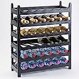 Cave à vin, Porte bouteilles, casier, Range-bouteilles,36 bouteilles