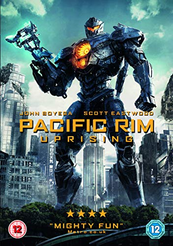 Pacific Rim Uprising (DVD) [2018]