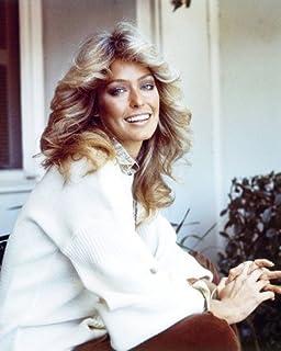 Charlie`s Angels Farrah Fawcett classic smile blonde bombshell 8x10 Promotional Photo