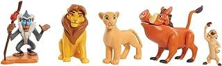JP Lion Guard LNN09000 The Lion King Collector Figure Set, Nylon/A