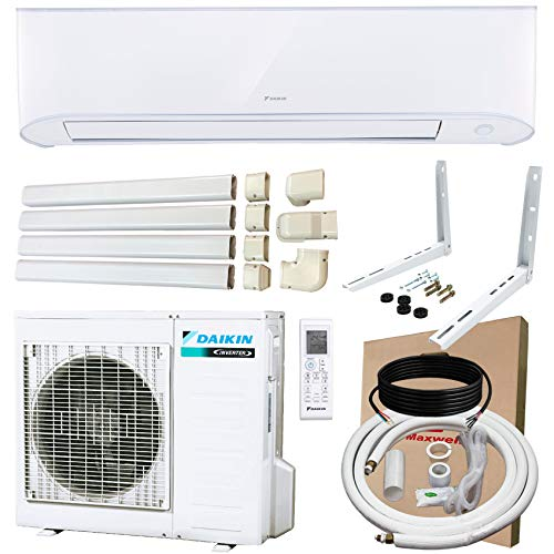DAIKIN 18,000 BTU 17 SEER Wall-Mounted Ductless...