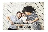 Puzzle Personalizado con Foto de 300 Piezas Adultos, Niños, Familias, Rompecabezas de Madera, Regalo para Aniversario de Cumpleaños, Regalo para Madres/Parejas/Novios (38x26cm/15x10.2in)