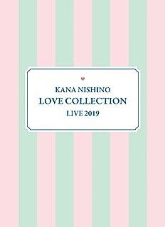 Kana Nishino Love Collection Live 2019(完全生産限定盤)(特典無し) [DVD]