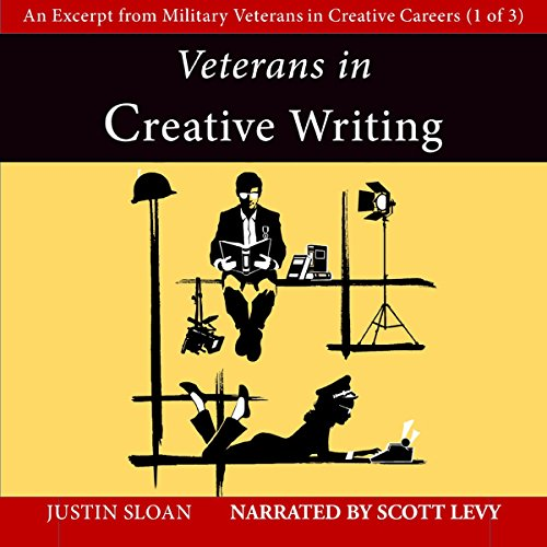 Veterans in Creative Writing: An Excerpt from Military Veterans in Creative Careers Titelbild