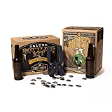 Craft A Brew Pro Home Gear with Bottling Deluxe Beer Brew Starter Kit, 1 Gallon