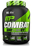 MusclePharm Combat 100% Whey, Muscle-Building Whey Protein Powder, 25...