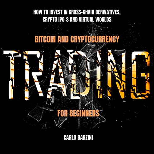 Bitcoin and Cryptocurrency Trading for Beginners cover art