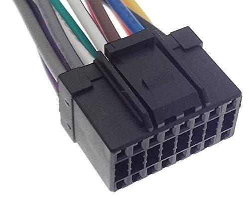 PIONEER (16) cable adaptador de Radio para la Radio del coche connettore ISO