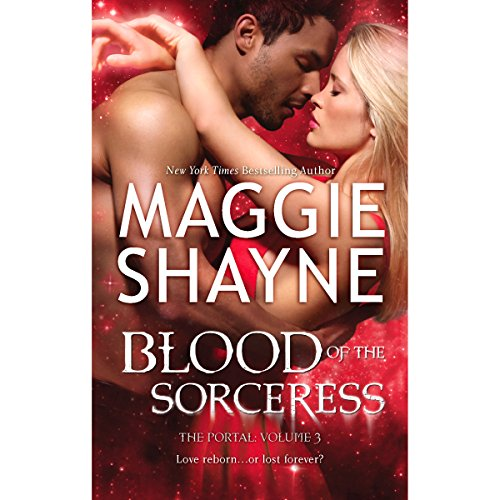 Blood of the Sorceress audiobook cover art