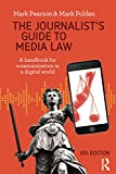 Image of The Journalist's Guide to Media Law