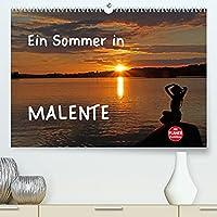 Ein Sommer in Malente (Premium, hochwertiger DIN A2 Wandkalender 2022, Kunstdruck in Hochglanz): Sommersehnsucht in Malente - Holsteinische Schweiz (Geburtstagskalender, 14 Seiten )