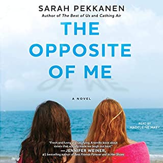 The Opposite of Me     A Novel              By:                                                                                                                                 Sarah Pekkanen                               Narrated by:                                                                                                                                 Madeleine Maby                      Length: 11 hrs and 18 mins     55 ratings     Overall 4.1