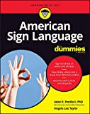 American Sign Language For Dummi...