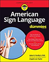 American Sign Language For Dummies with Online Videos