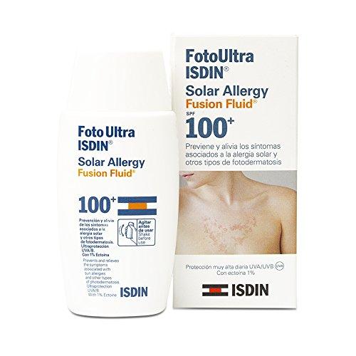 ISDIN Foto Ultra Solar Allergy (SPF100+) -  50 ml.