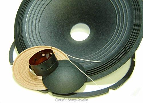 "CSA Recone Kit for EV 15"" Speaker - EVM-15L"