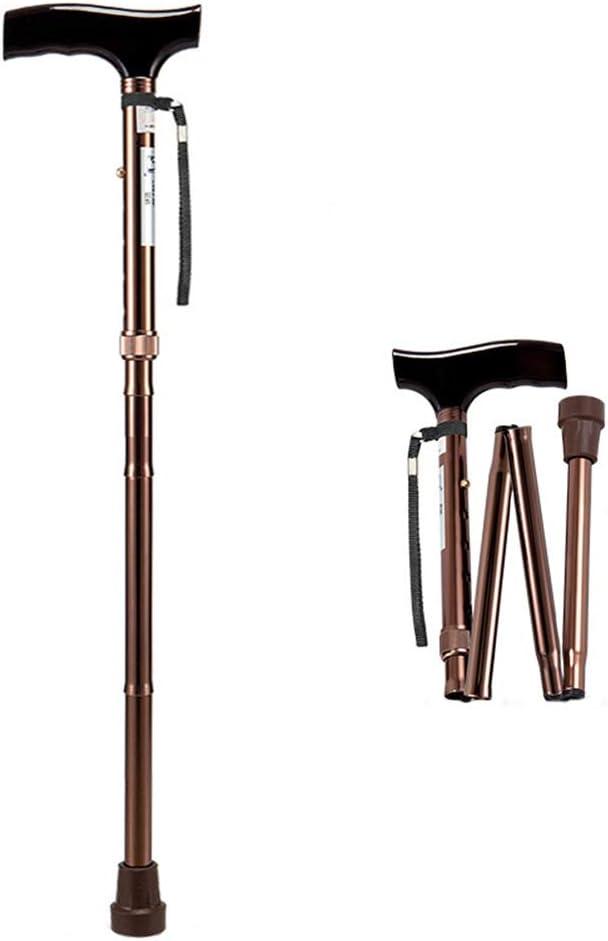 Elderly supplies Foldable Lightweight Retractable Walking Free Cheap bargain Shipping Cheap Bargain Gift Stick