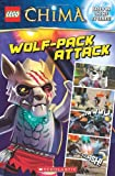 Wolf-Pack Attack! (Lego Legends of Chima)