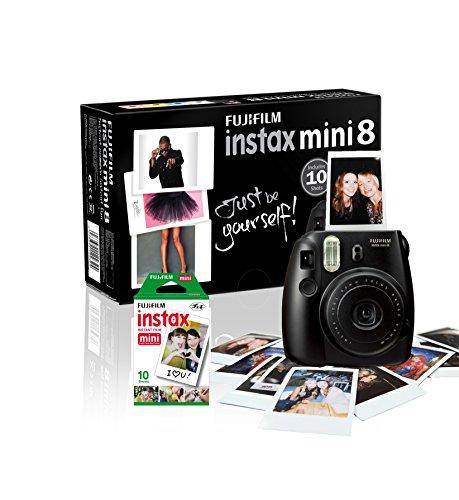 Instax Mini 8 Kamera, Himbeere