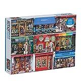 Puzzle - Portobello Road: 1000 piece Puzzle