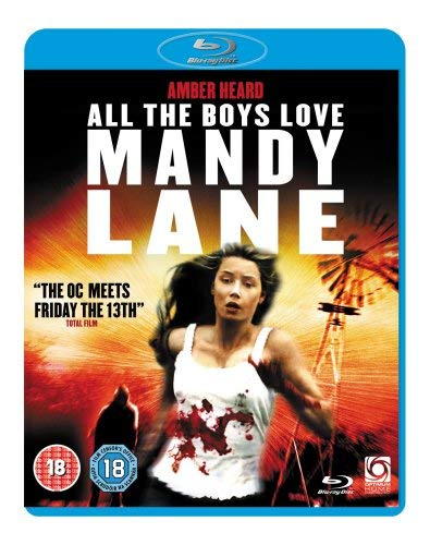 OPTIMUM RELEASING All The Boys Love Mandy Lane [BLU-RAY]