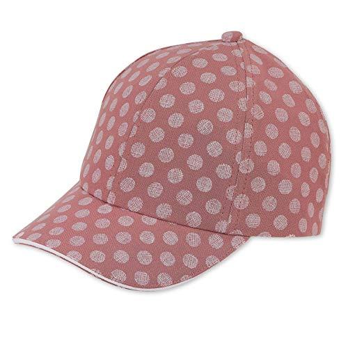 Sterntaler Baby-Mädchen Baseball-Cap 1422106 Baseballkappe, rosa, 51