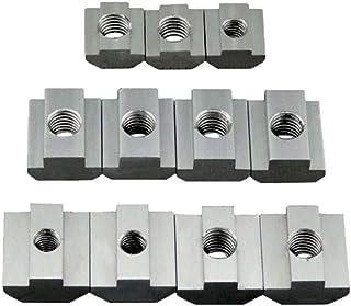 Tornillo, Plata, 210 g, 50 Pieza s StarTech.com Paquete de 50 Tornillos y Tuercas Enjauladas Cage Nuts M5 para Rack Armario Servidores , 15 cm, 150 mm Accesorio de Rack