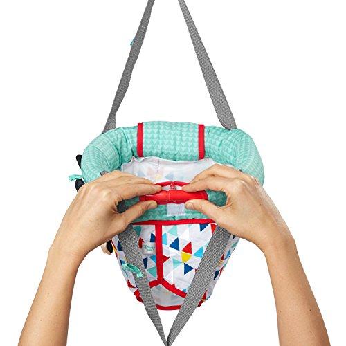 Disney Baby 11524 Türhopser Micky Maus Happy Triangles, Mehrfarbig - 8