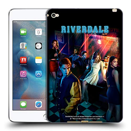 Head Case Designs Officially Licensed Riverdale Group Poster 1 Graphics 2 Soft Gel Case Compatible with Apple iPad Mini 4