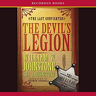 Devil's Legion audiobook cover art