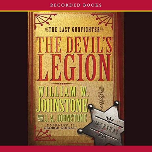 Devil's Legion audiobook cover art