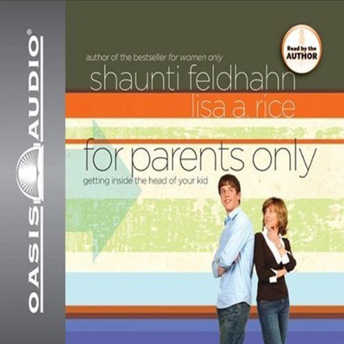 For Parents Only audiobook cover art