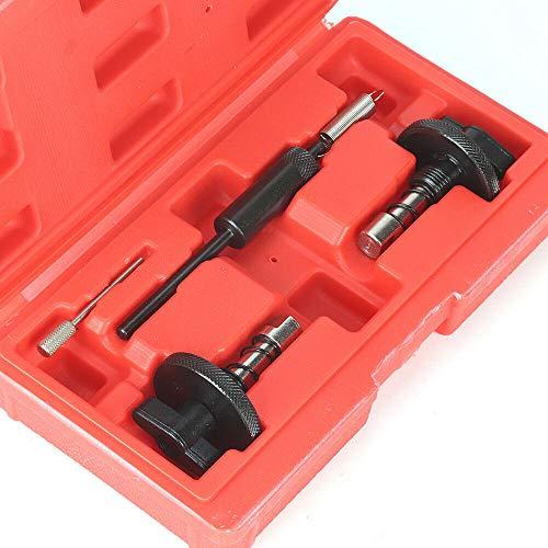 JOMAFA Conjunto de herramientas para Calado de distribuciones Opel Fiat Ford Alfa romeo Lancia Suzuki 1.3 D JTD CDTI DDIS Puesta a punto motor diesel