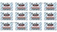 12Pieces of Sugar Free Original Flavor Lozenges Fisherman 's Friend 25gあたりピース