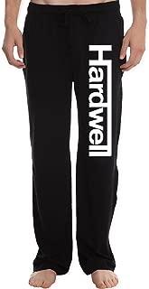 RBST Men's dj hardwell logo Running Workout Sweatpants Pants