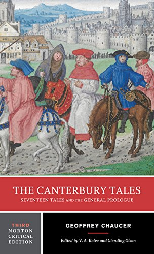 CANTERBURY TALES 3/E: Seventeen Tales and the General Prologue (Norton Critical Editions)