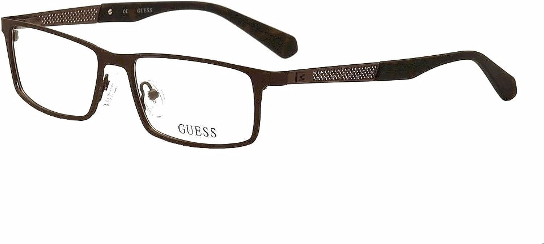 GUESS GU1860 049  matte dark brown Metal