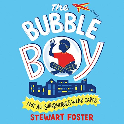 The Bubble Boy cover art
