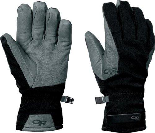 Outdoor Research Men's Extravert Gloves, Black, M