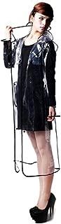 City Block Bearcat Transparent with Colorful Edge Fashion Raincoat