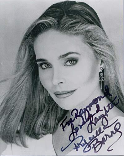 Priscilla Barnes Signed James Bond License To Kill Devils Rejects 8x10 Photo